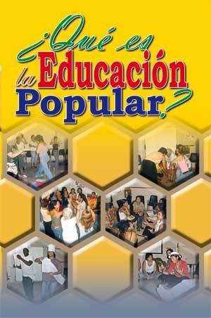 Qué es la Educación Popular